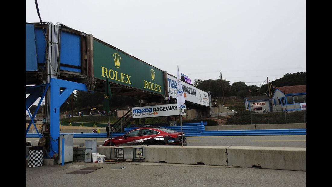 Mazda Raceway Laguna Seca - Monterey Motorsports Reunion 2016 - Laguna Seca