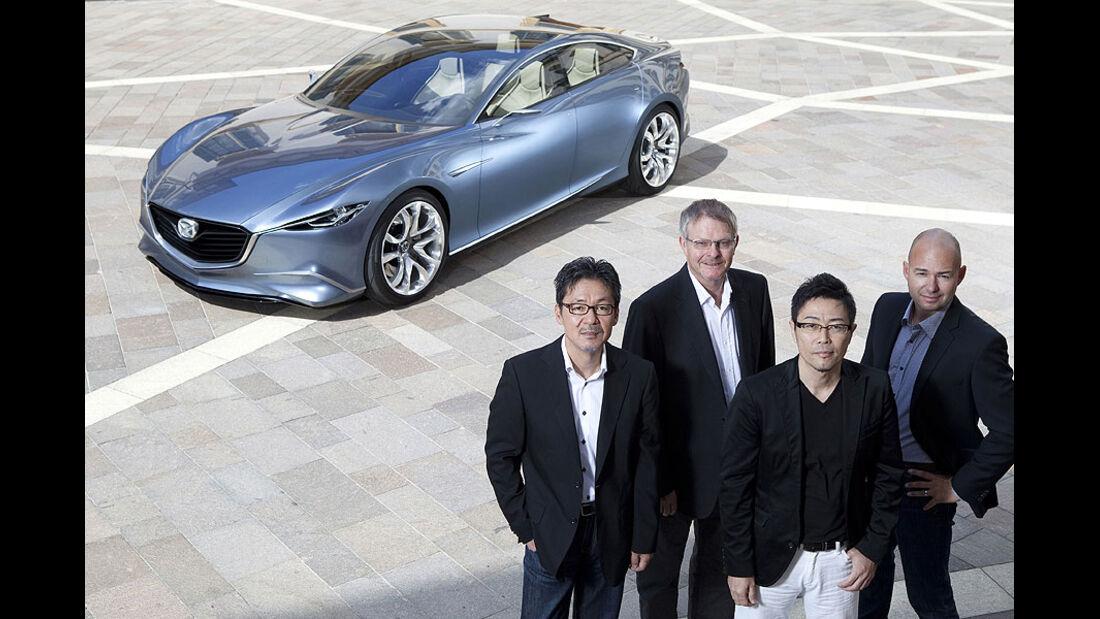 Mazda Shinari