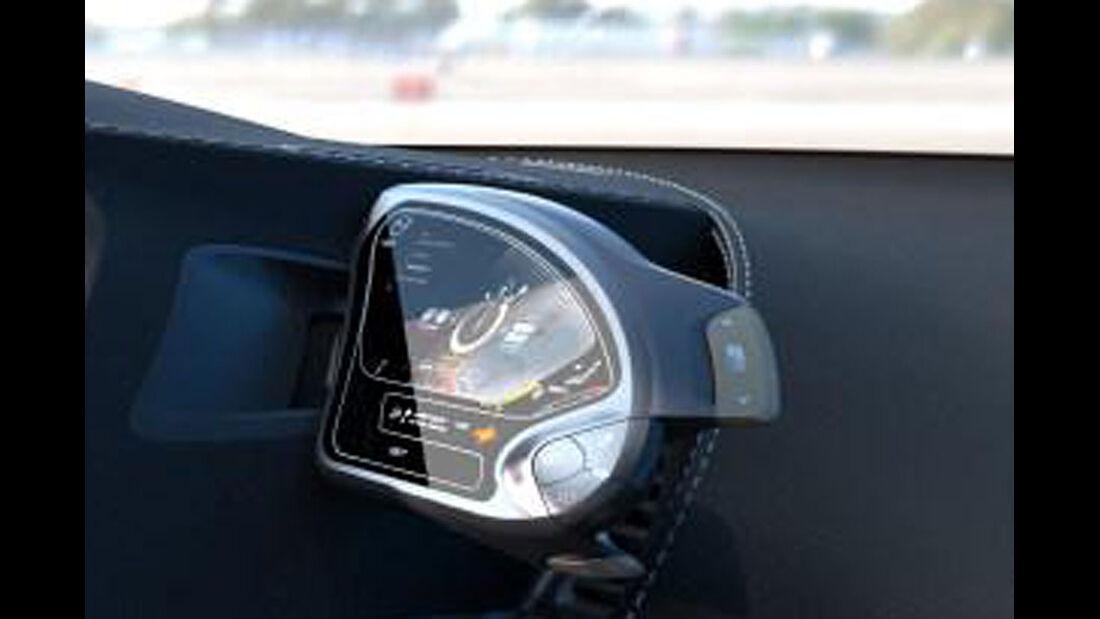Mazda Shinari, Radio