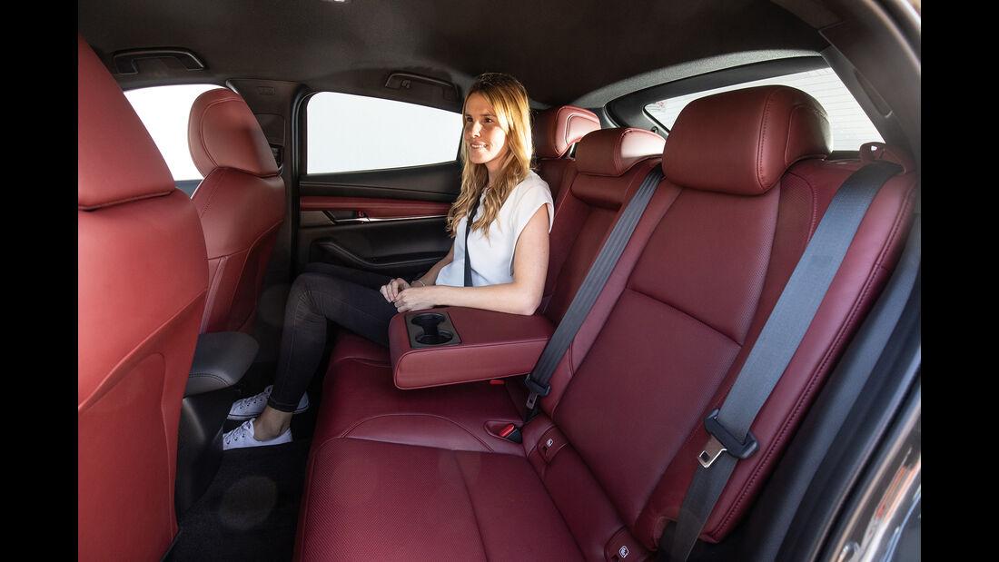 Mazda Skyactiv-X 2.0 M Hybrid, Interieur