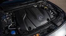 Mazda Skyactiv-X 2.0 M Hybrid, Motorraum