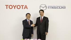 Mazda Toyota Kooperation