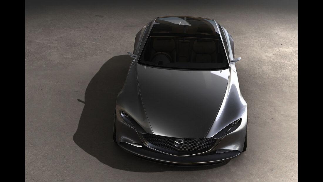 Mazda Vision Coupe Tokyo Motor Show 2017