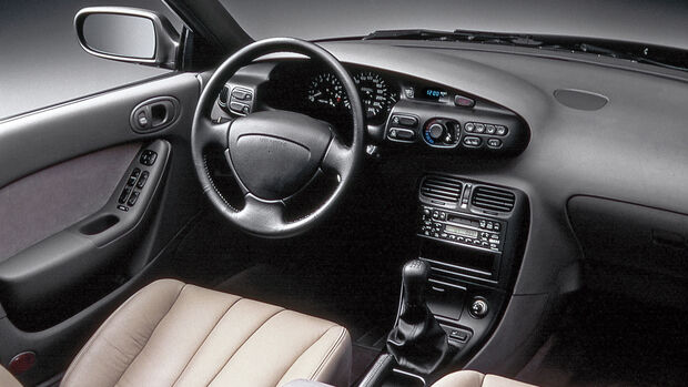 Mazda Xedos 6, Interieur
