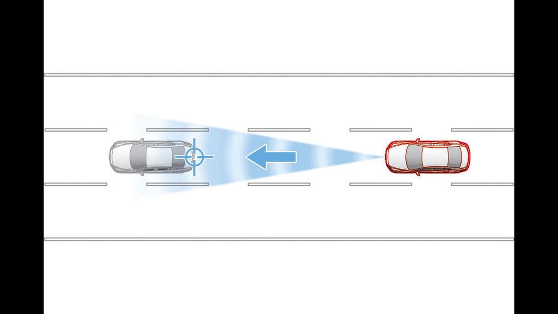 Mazda, adaptiver Tempomat