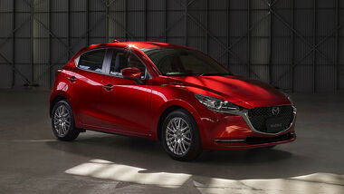Mazda2 Facelift 2019 Japanversion