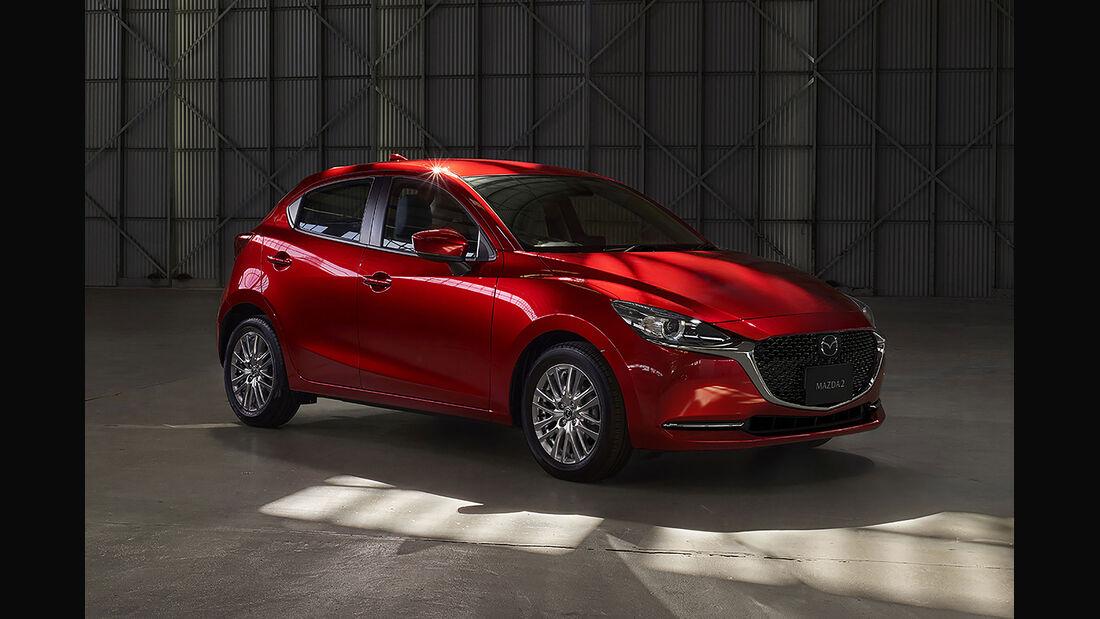 Mazda2 Facelift 2019 Japanversion