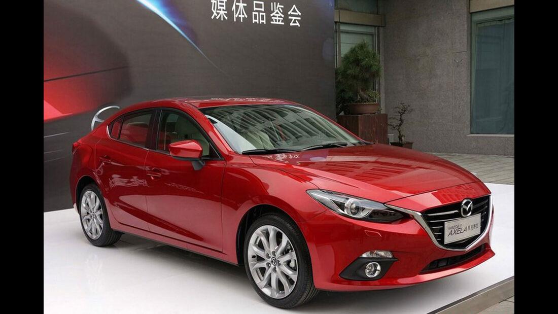 Mazda3 Axela (China)