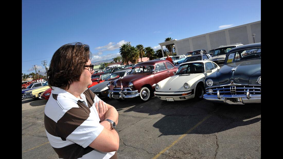 McCormick´s in Palm Springs, Impression, Klassiker-Händler