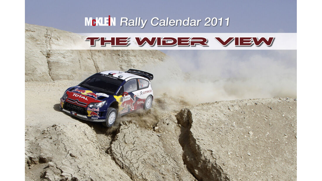 McKlein Rallye Kalender 2011