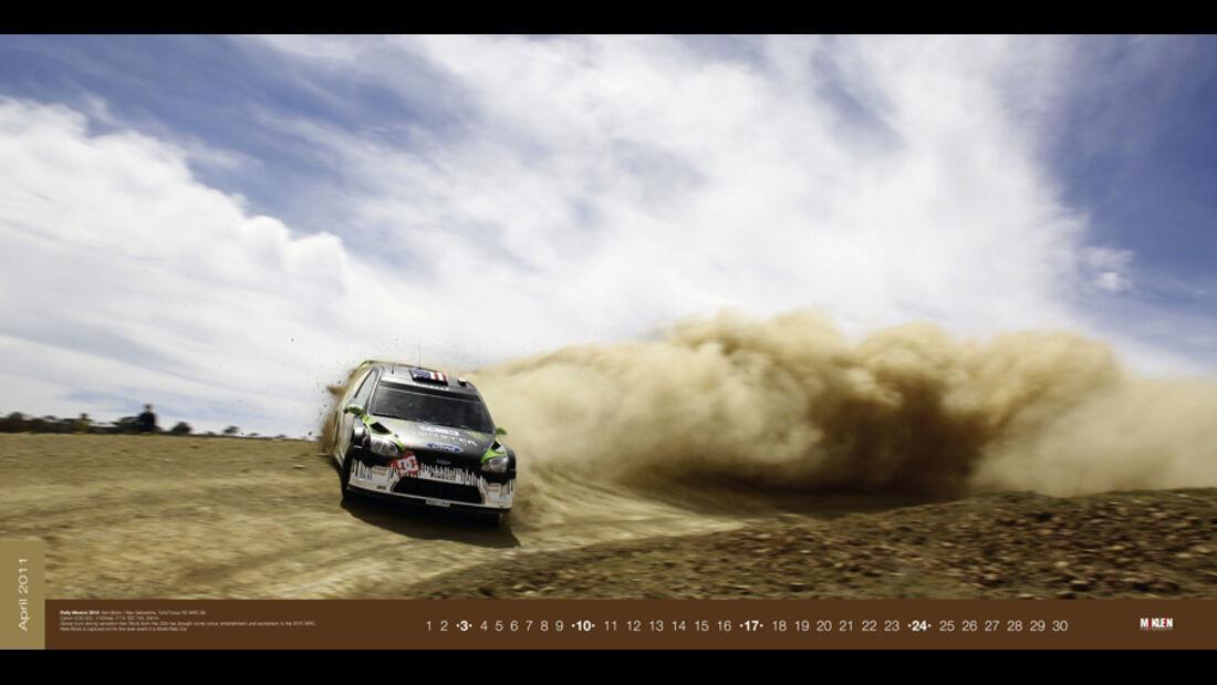 McKlein Rallye Kalender 2012