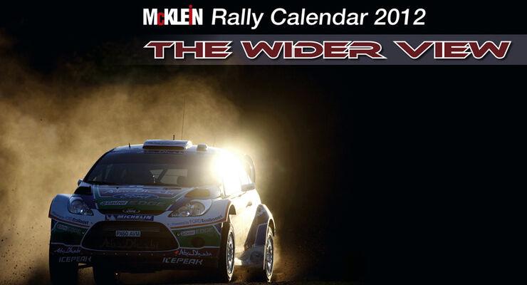 McKlein Rallye-Kalender 2012