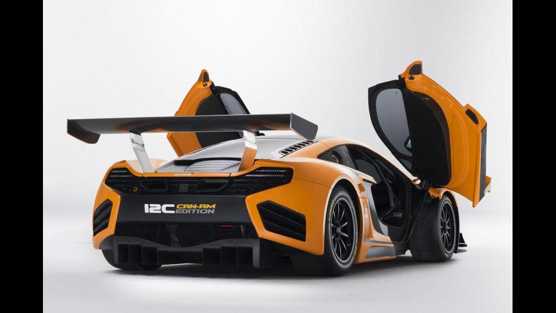 McLaren 12C Can-Am Edition