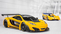 McLaren 12C Can-Am Edition und M8D Can-Am