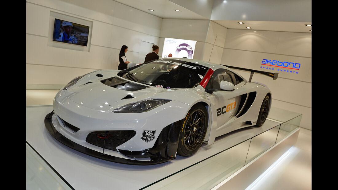 McLaren 12C GT3 - IAA 2013