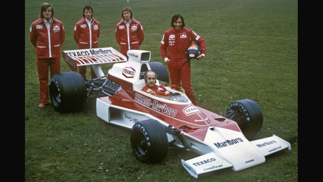 McLaren 1974