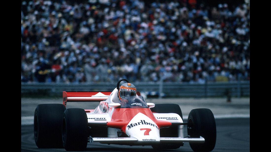 McLaren 1981
