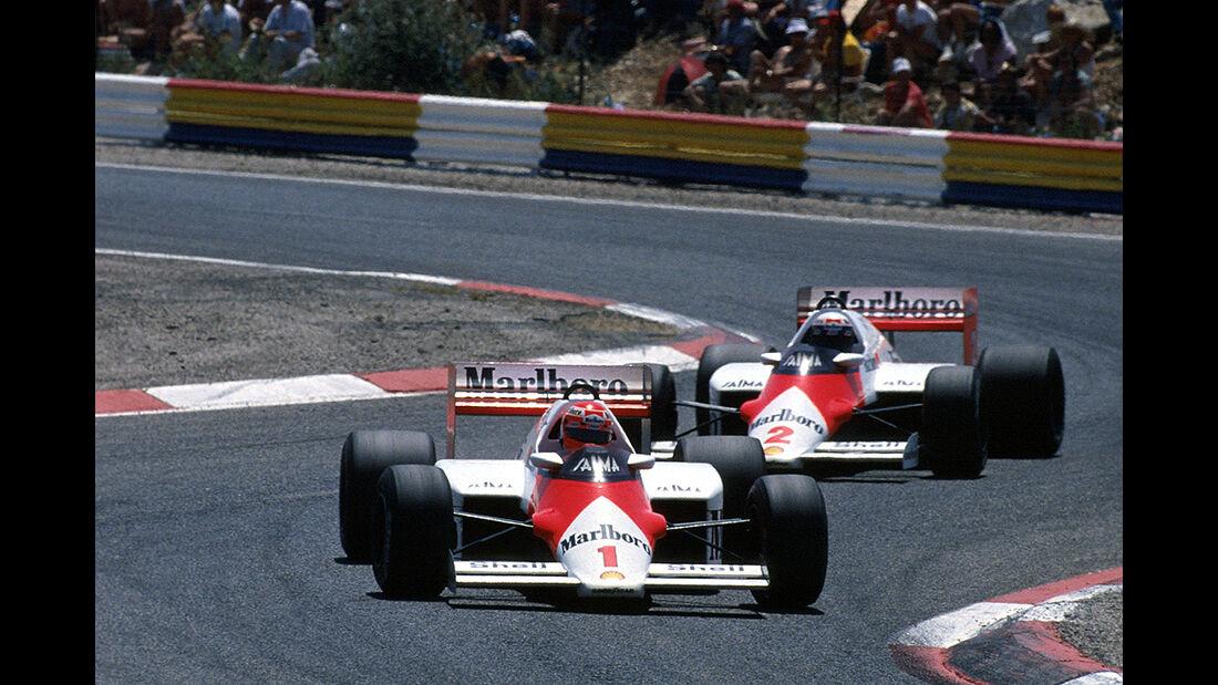 McLaren 1985
