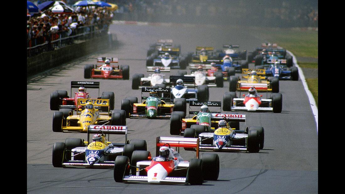 McLaren 1987