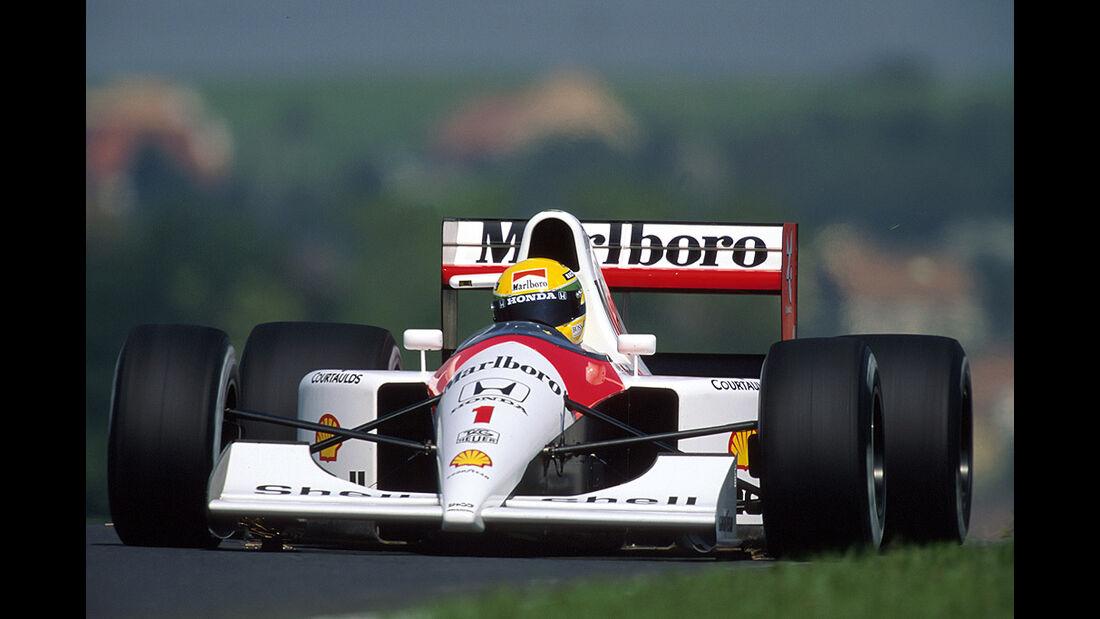 McLaren 1991