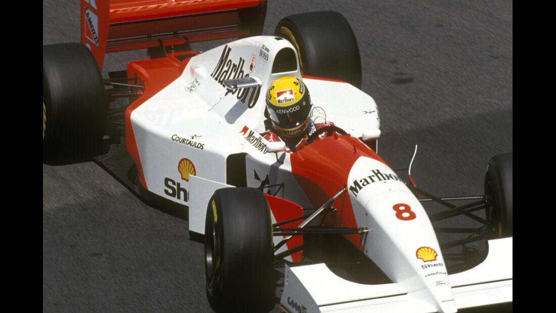 McLaren 1993 Boards