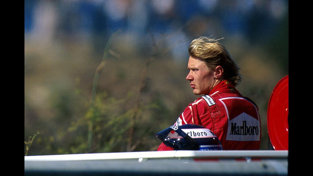 McLaren 1995