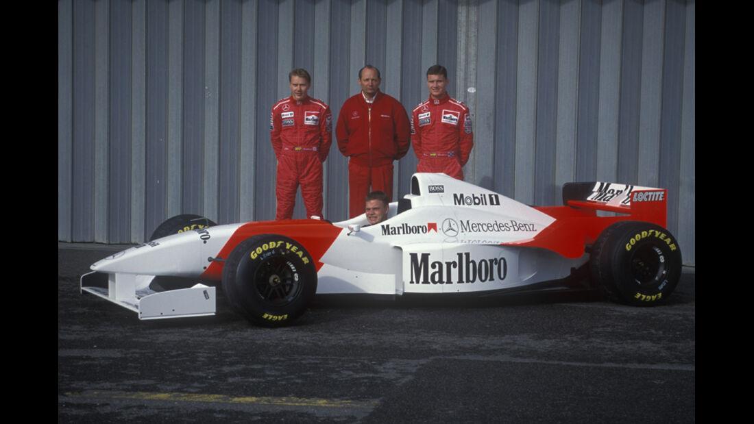 McLaren 1996
