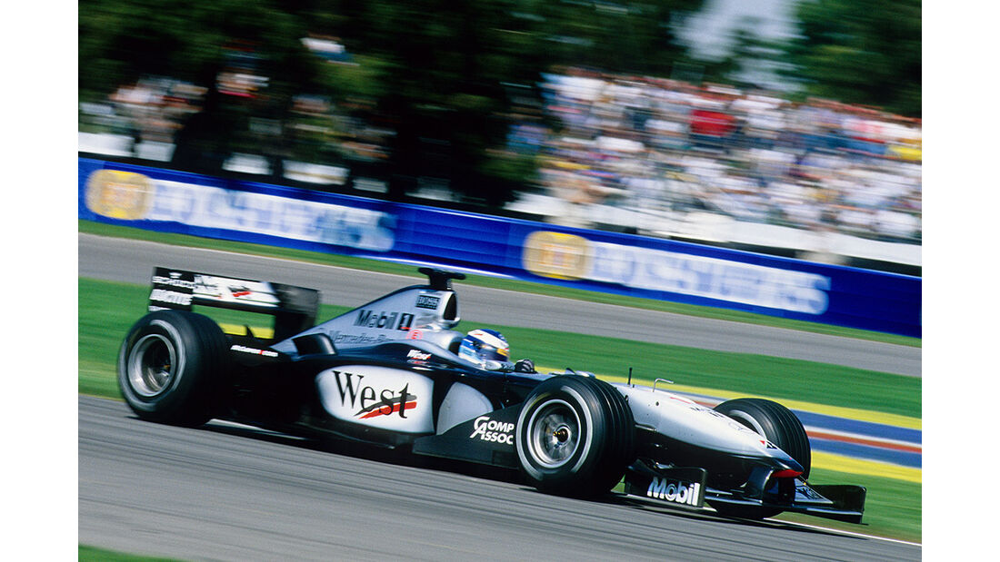 McLaren 2000