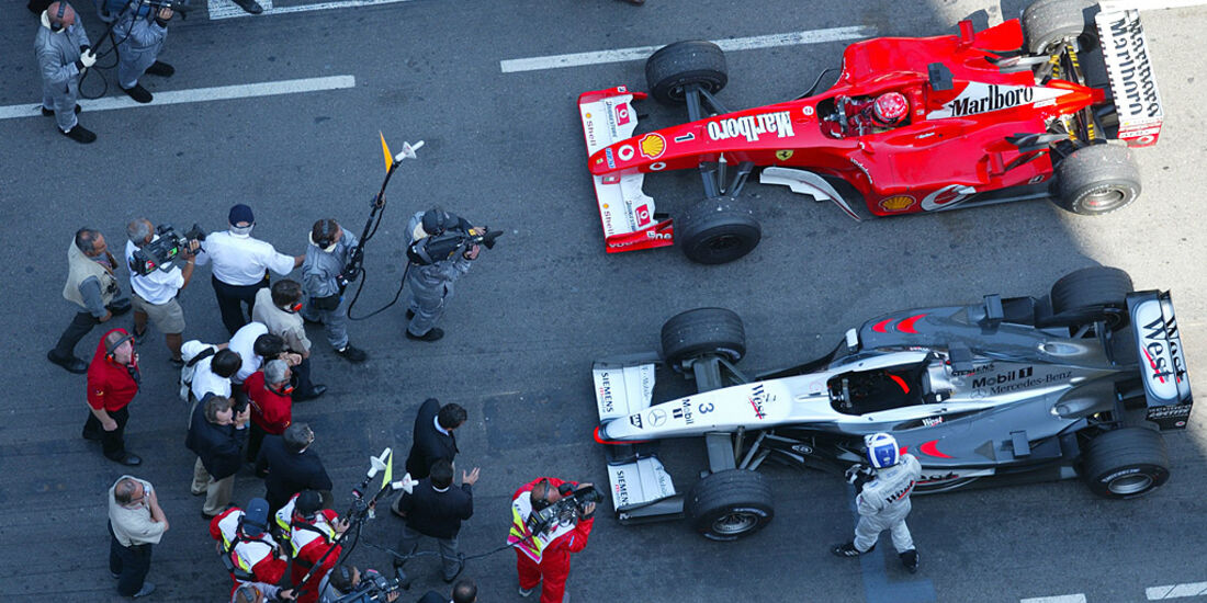 McLaren 2002