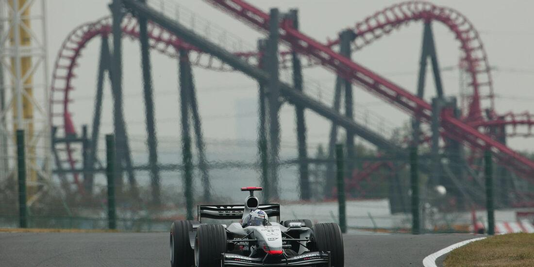 McLaren 2003