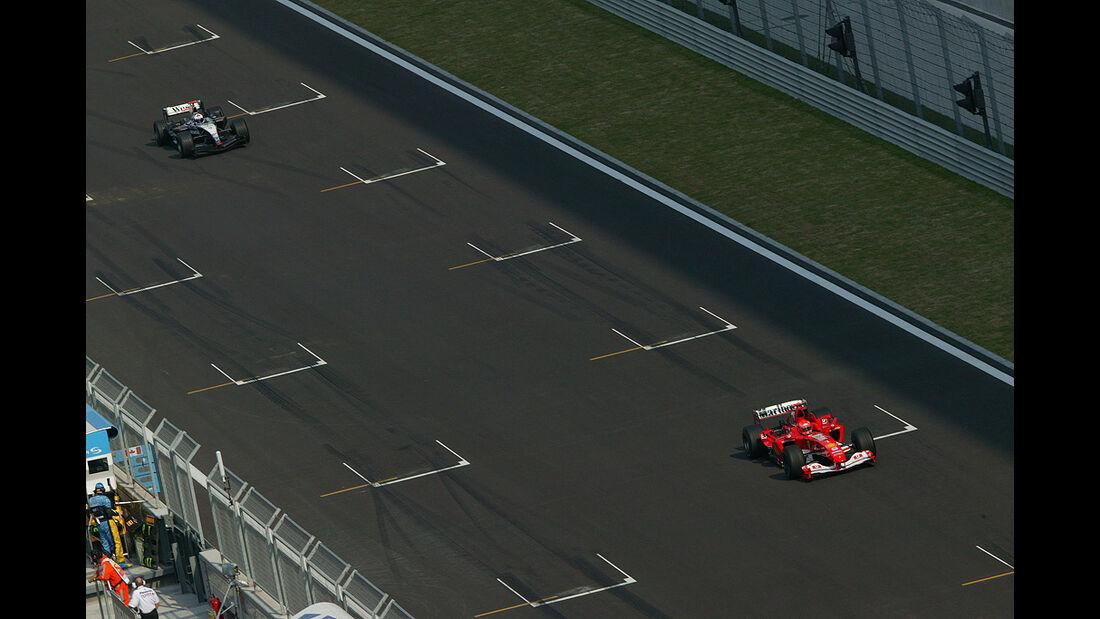 McLaren 2004