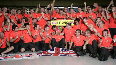 McLaren 2008