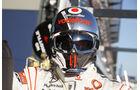 McLaren - 2009 - Mechaniker - Helme - Formel 1