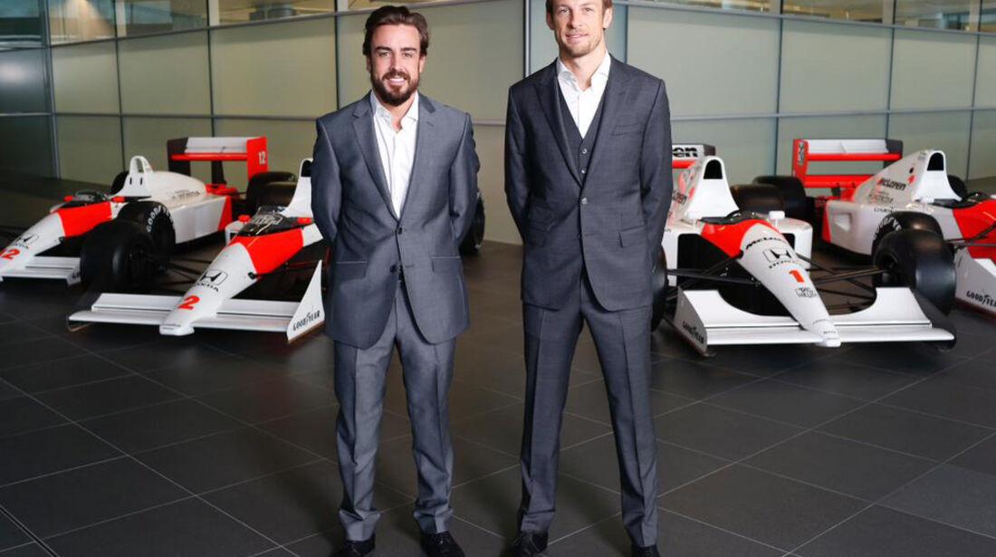 McLaren - 2014