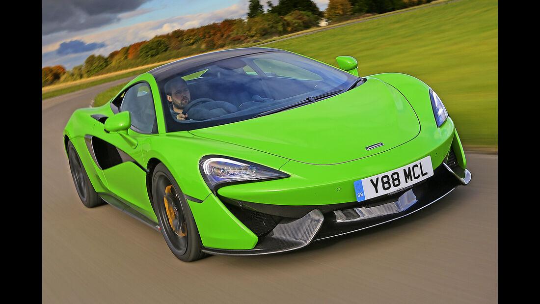 McLaren 540 570 600, Best Cars 2020, Kategorie G Sportwagen