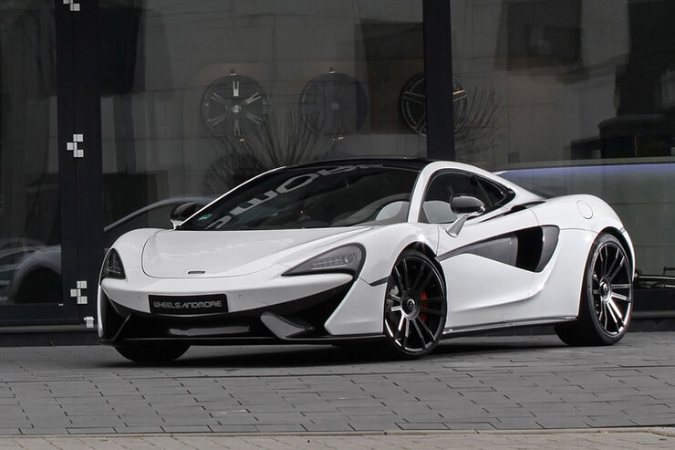 McLaren 570 GT Hornesse by Wheelsandmore