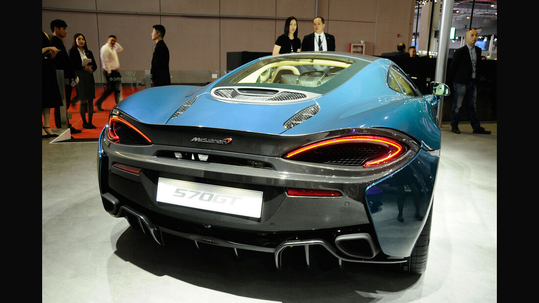 McLaren 570GT Commemorative Edition