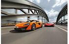 McLaren 570S - McLaren 675LT - Heftvorschau sport auto 6/2016