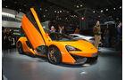McLaren 570S - New York Auto Show 2015