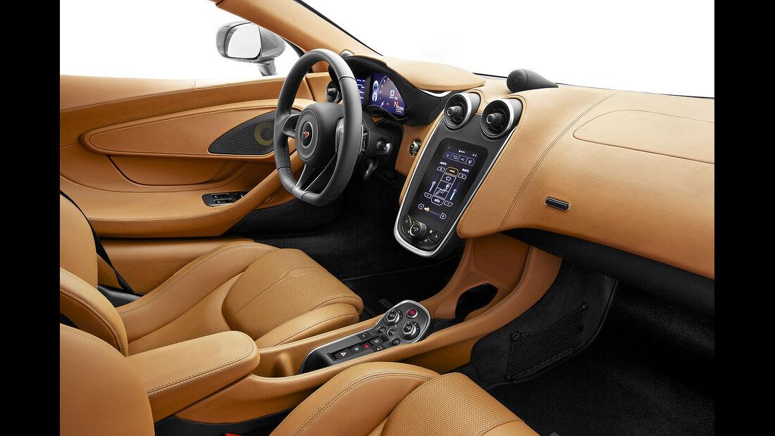 McLaren 570S New York Autoshow