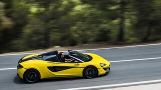 McLaren 570S Spider