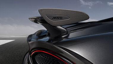 McLaren 570S - Sportwagen - Highdownforce-Kit - MSO