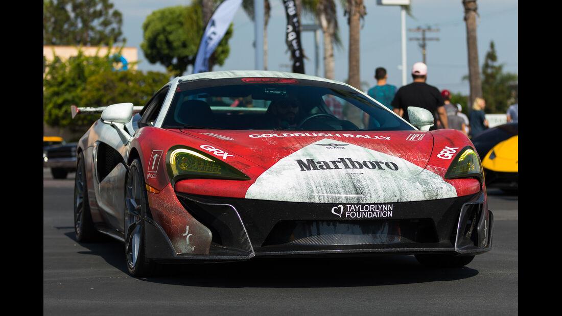 McLaren 570s - Newport Beach Supercar Show 2018
