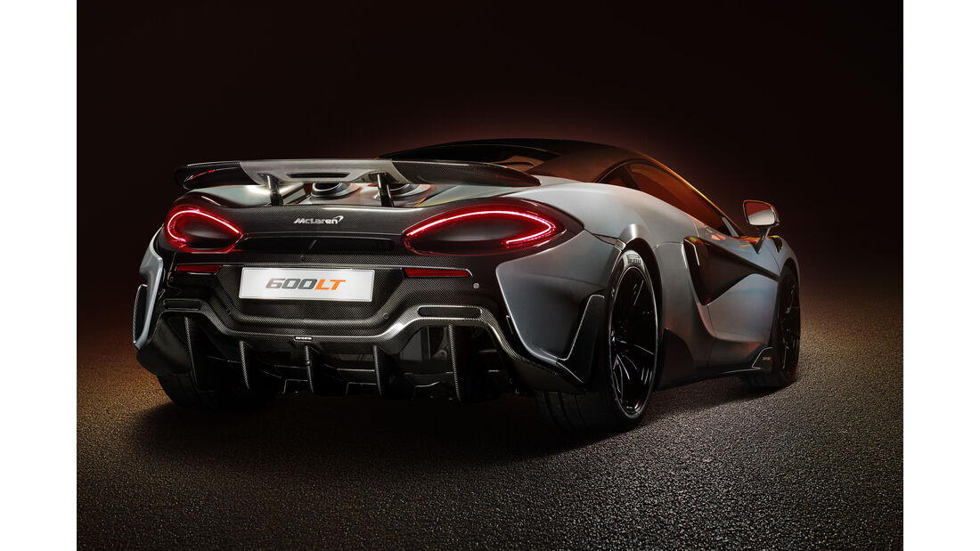 McLaren 600 LT / Sperrfrist 28.06.18 14 Uhr