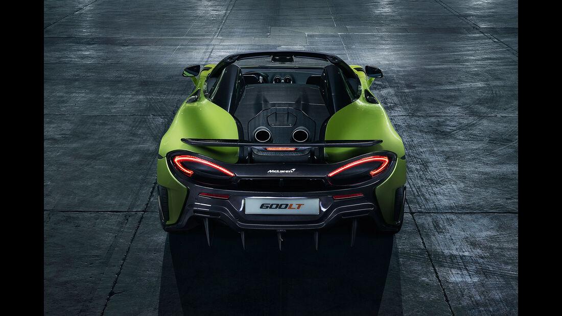 McLaren 600 LT Spider