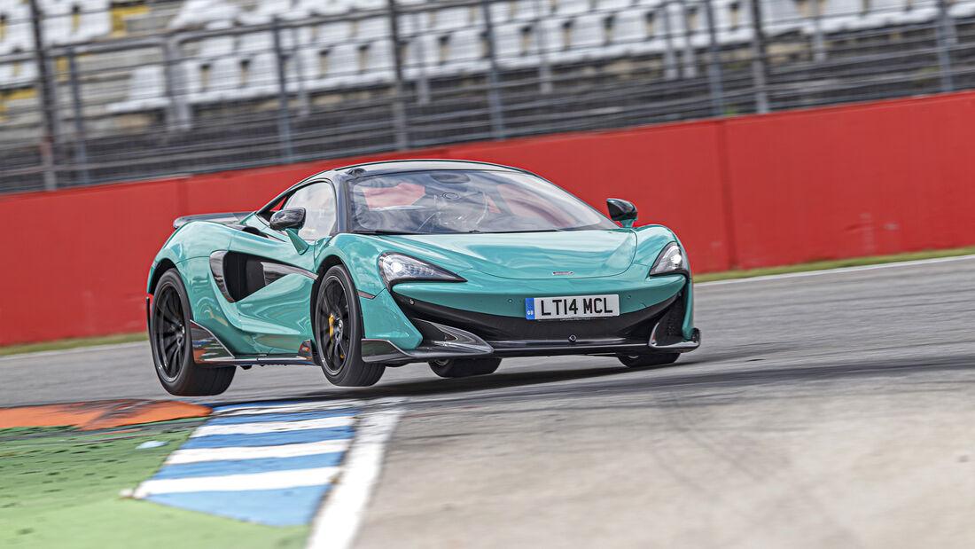 McLaren 600LT, Exterieur