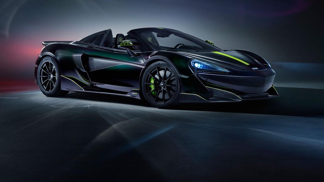 McLaren 600LT Spider - Sondermodell - MSO