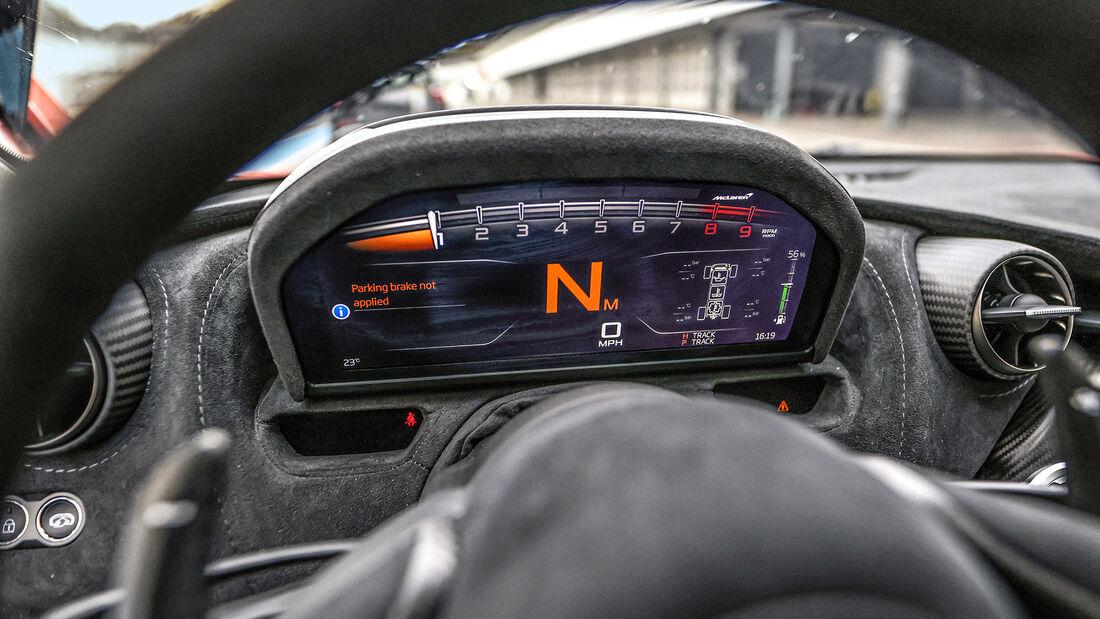 McLaren 620R und 765LT ams 0321 Tracktest