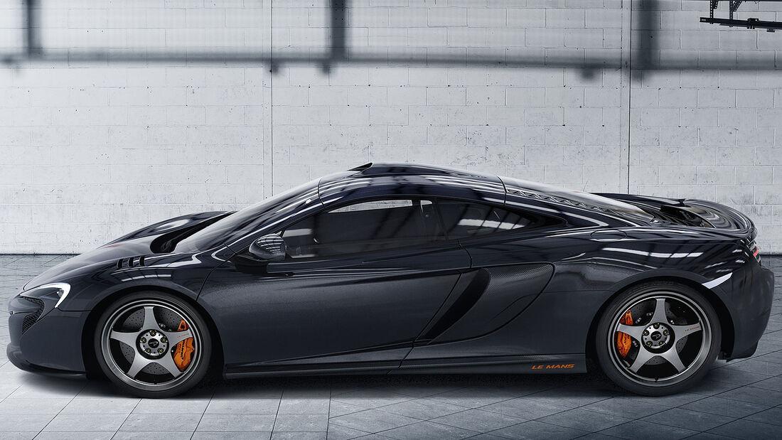 McLaren 650S Le Mans Sondermodell
