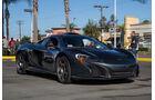 McLaren 650S Le Mans - Supercar-Show - Newport Beach - Oktober 2016